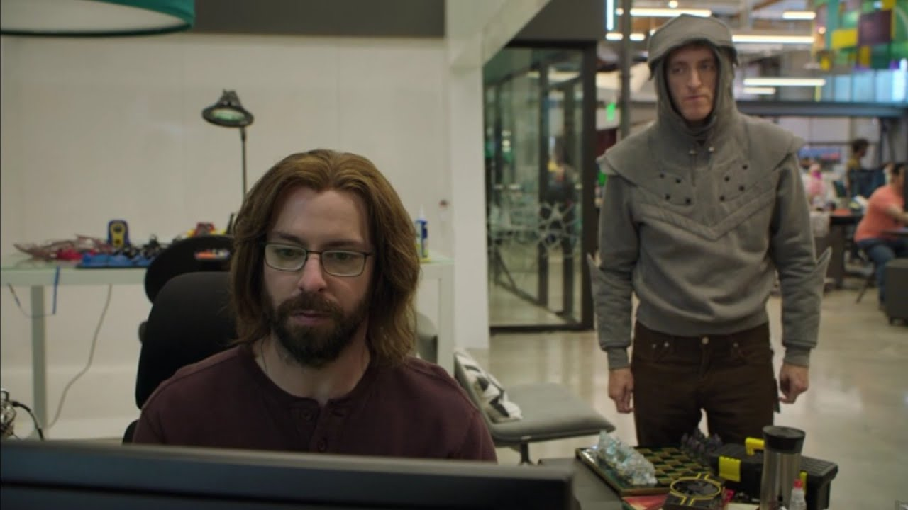 Download Silicon Valley- Gilfoye's AI Deleted All Software
