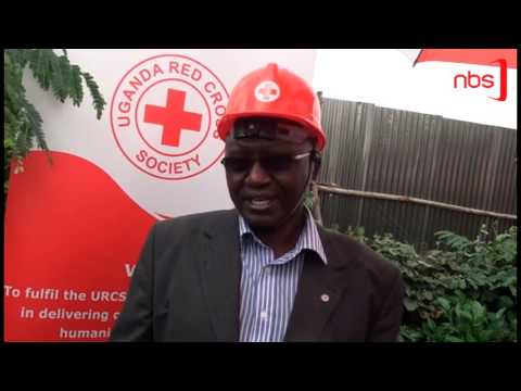 Uganda Red Cross Society Builds Disaster Response Center in Mbale