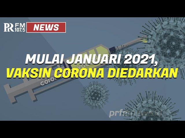 BPOM Siap Keluarkan Otoritas Penggunaan Darurat Peredaran Vaksin Corona Mulai Januari 2021