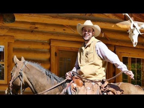 Shoshone Lodge & Ranch, Wyoming Video #2 by ICE Design www.icedesign.com
