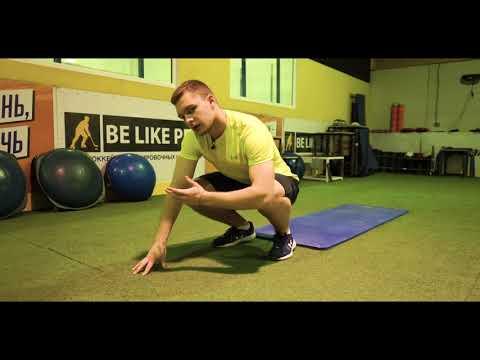 Видео: Акробатика в хоккее  (кувырки, группировка, инерция тела)