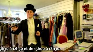 "Lord French-Crooner® chante ""Roses de Picardie"" chez Katline Boutique (2013)"