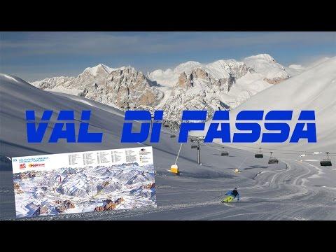 Val Di Fassa, Alba Pozza Canazei, Dolomites Ski Panorama   Resort Review