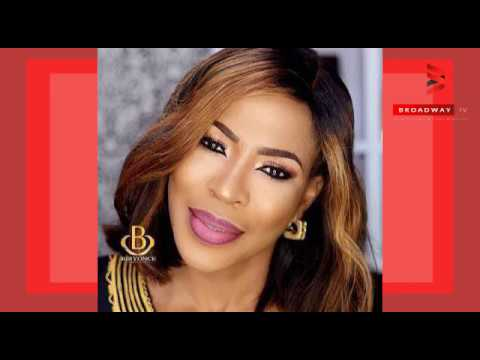 Fathia Williams clears the air on why she dropped 'Balogun' from her name