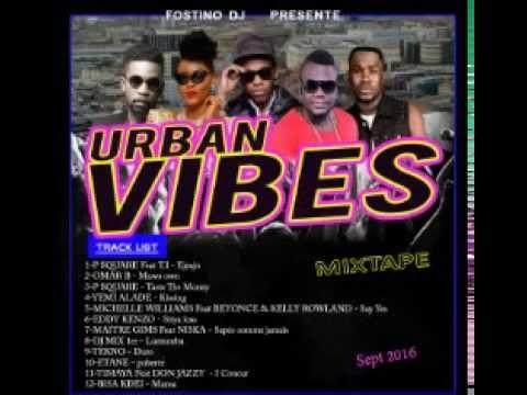 Dj fostino - Urban vibes (sept 2016)