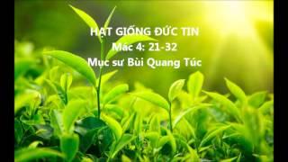 HẠT GIỐNG ĐỨC TIN - Sứ Điệp MS Bùi Quang Túc