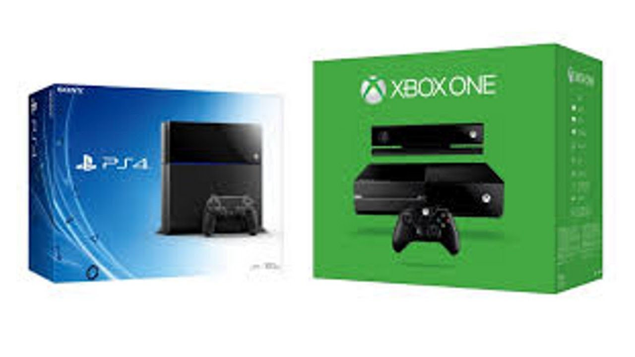 Xbox 2020 Playstation 4 and xbox one to