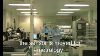 LHCb VELO - sensor reception