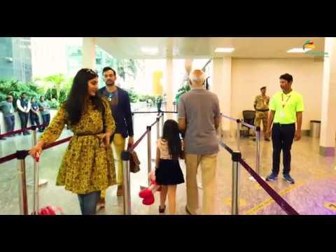 Kempegowda International Airport  ATRS System Video Film.
