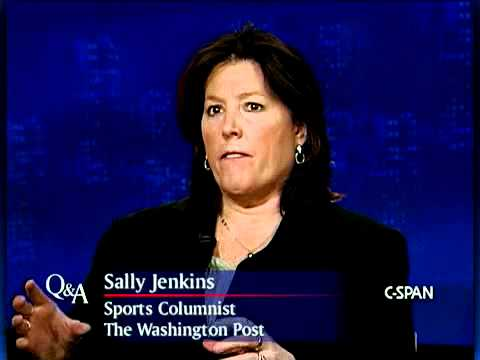 Q&A: Sally Jenkins, Sports Columnist - YouTube