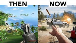 10 Best Video Game Graphics THEN vs NOW [Part 4]