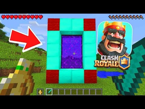 How To Make Portal To The Clash Royale Dimension