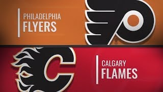 Philadelphia Flyers vs Calgary Flames | Dec.12, 2018 NHL | Game Highlights | Обзор матча