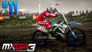 MXGP 3 | 125cc 2 Temps VS 250cc | Gameplay FR #11