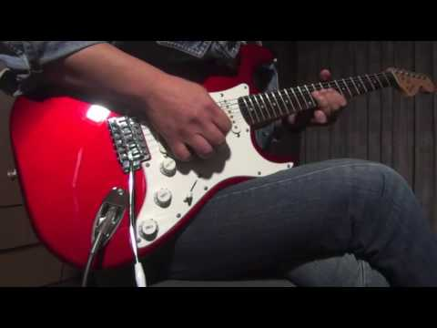 SRV - Iced Over (Live at Carnegie Hall) Guitar cover