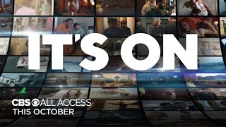 This October on CBS All Access