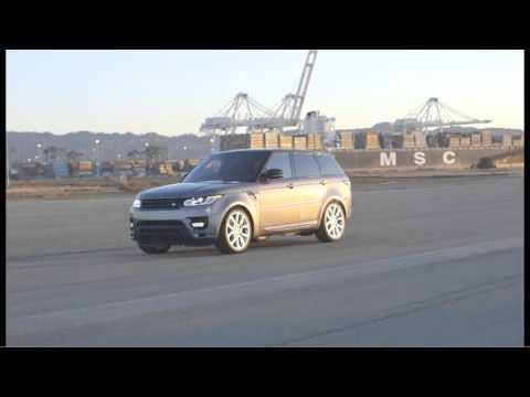 All-New Range Rover Sport Exterior Views