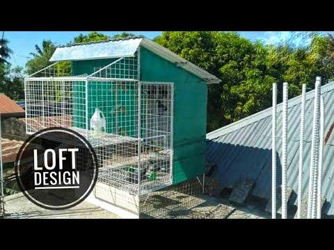Racing Pigeon Loft Design Australia