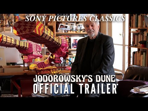 Jodorowsky's Dune | Official Trailer HD (2014)
