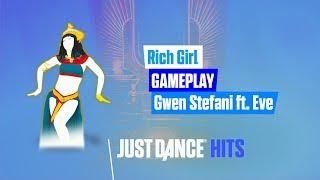 Rich Girl | Just Dance Hits Gameplay