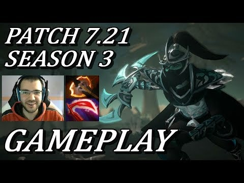 NEW PATCH SEASON 3 CALIBRATION! Dota 2 PA Gameplay Commentary thumbnail