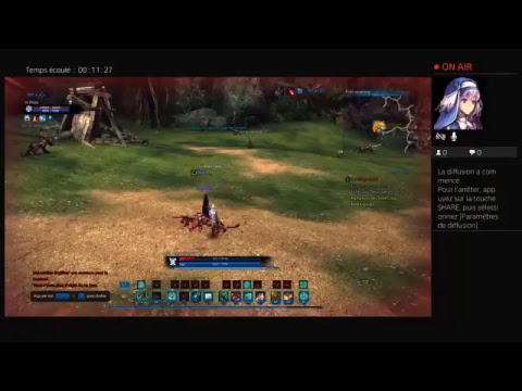 Diffusion PS4 en direct de melissa-fresh33