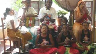 Madagascar - Traditional Malagasy Music - Soameva (1)