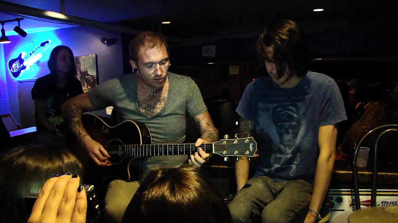 MISERABLE AT BEST ACOUSTIC CHORDS by Mayday Parade