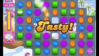 Candy crush level 1632 HD no booster completed