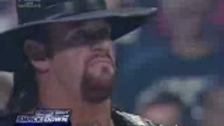 Undertaker vs. Khali LAST MAN STANDING part 1