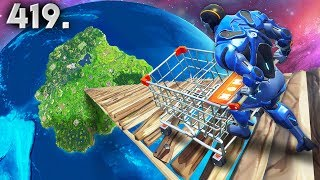 UNBELIEVABLE CART TRICK.. Fortnite Daily Best Moments Ep.419 (Fortnite Battle Royale Funny Moments)
