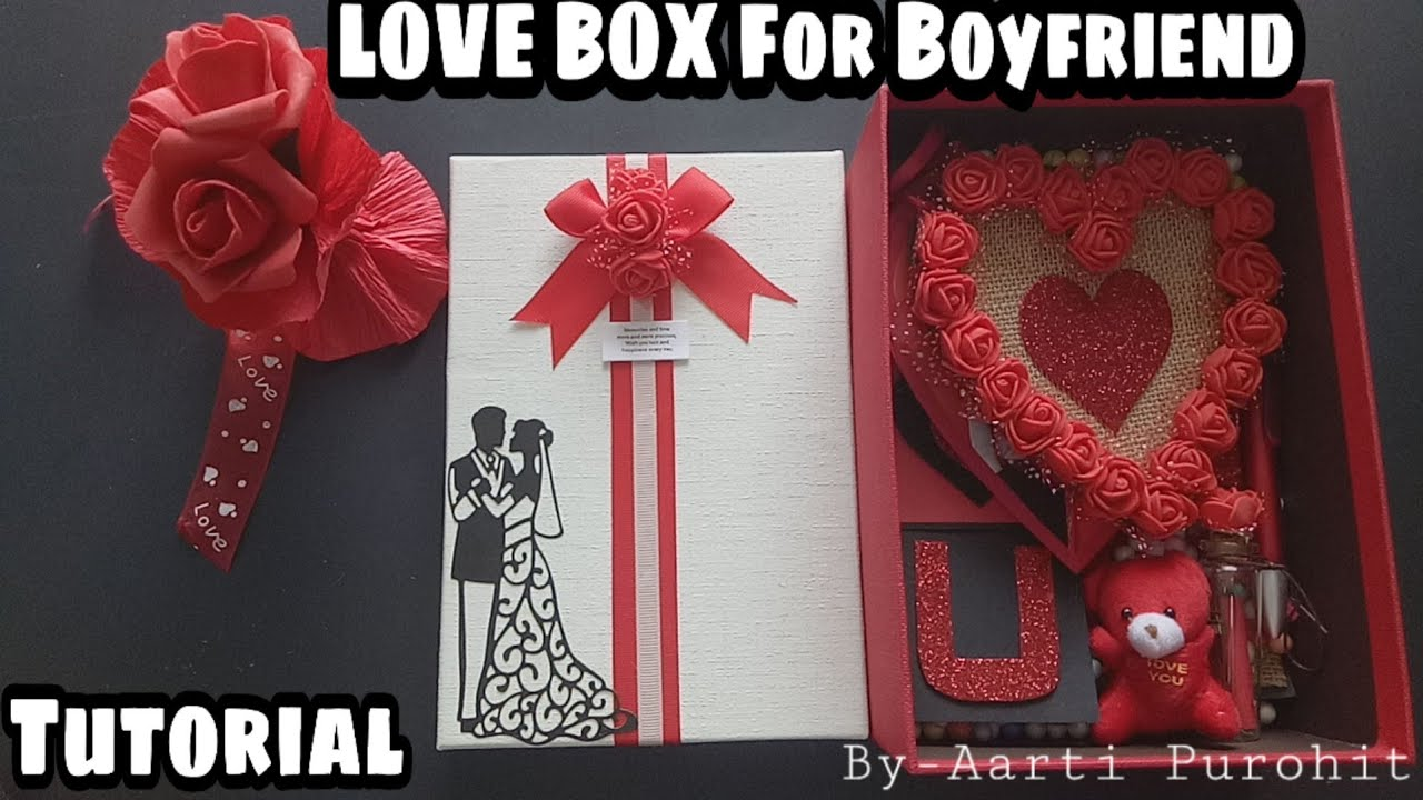 Boyfriend for box surprise ideas 40+ Best