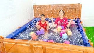 Top 10 Video Thú Vị Trang Oz ❤ Tự Làm Bể Bơi - Trang Vlog