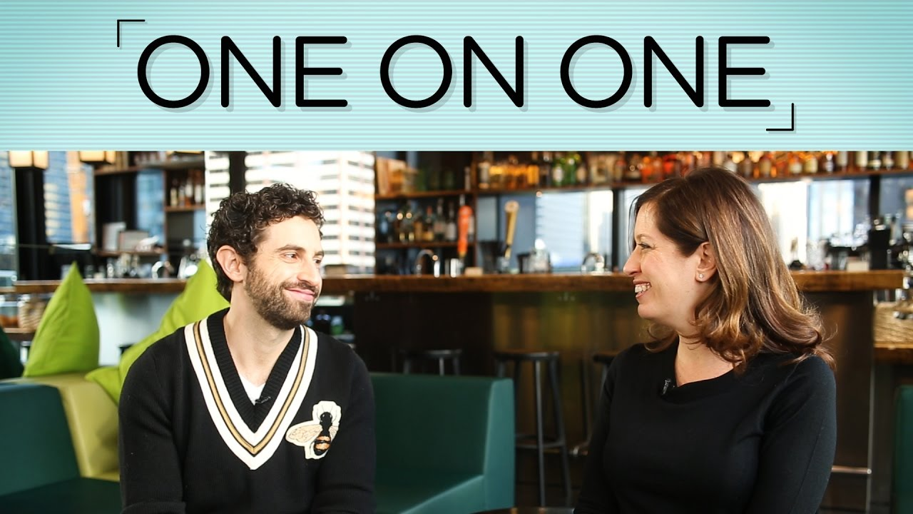 One on One: Brandon Uranowitz of FALSETTOS - YouTube
