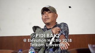Download lagu Pidi Baiq @ Elevation Hectra 2018, Telkom University