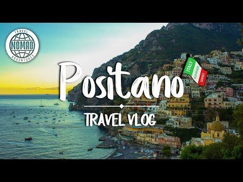 ITALY Travel Vlog: POSITANO Amalfi Coast