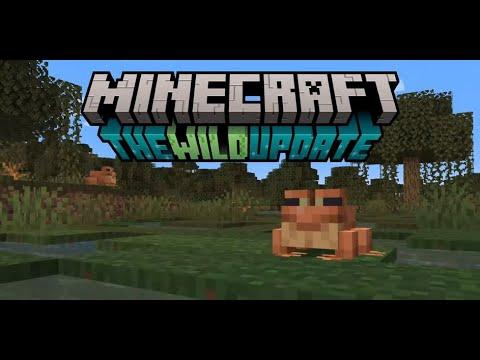 Download The Wild Update es Minecraft 1.19 - MINECON 2021