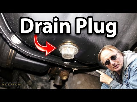 How to Fix Oil Drain Plug Leak in Your Car