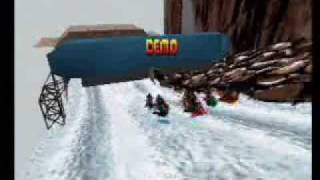 Jet Moto 2 PlayStation Gameplay!