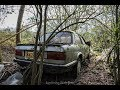Abandoned 1980s Car Graveyard - BMW E30 Mk2 Golf & So Much More (Car Collection)