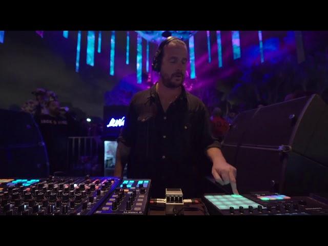 Luciano live 2019 at Lunar Festival, Tel Aviv.