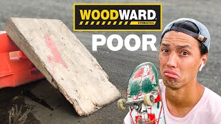 When You're Too POOR For Woodward