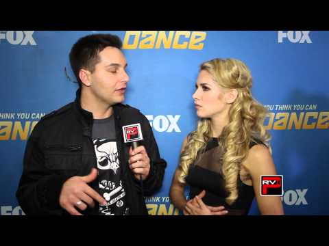 SYTYCD Top 8 All Star Allison Holker Interview