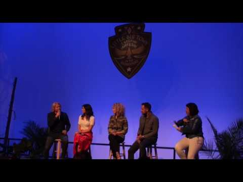 Little Big Town discusses their new Opry store line