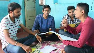 Exam time kannada short funny video