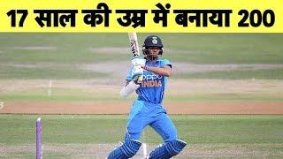 YASHASVI JAISWAL hits Double Ton In Vijay Hazare Trophy | Sports Tak