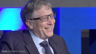 TUM Speakers Series Aftermovie with Bill Gates and Minister Müller