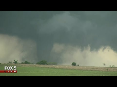Tornado causes some damage in Oklahoma; no injuries reported