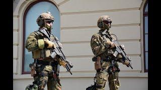 KSK und Action - Tag der Bundeswehr 2018 Dresden