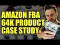 Amazon FBA UK £64K/Month Product Amazon Seller Case Study